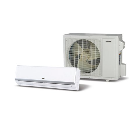 Luxaire DHM18CMB21S HP 16 Seer Multi-Zone Duct-Free 1.5T Inverter Heat Pump - 208/230V, 1PH