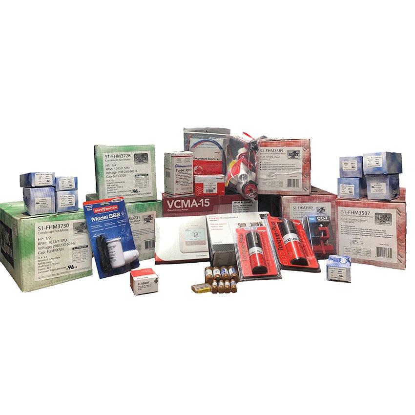 SOURCE1 Premium Truck Stock Kit