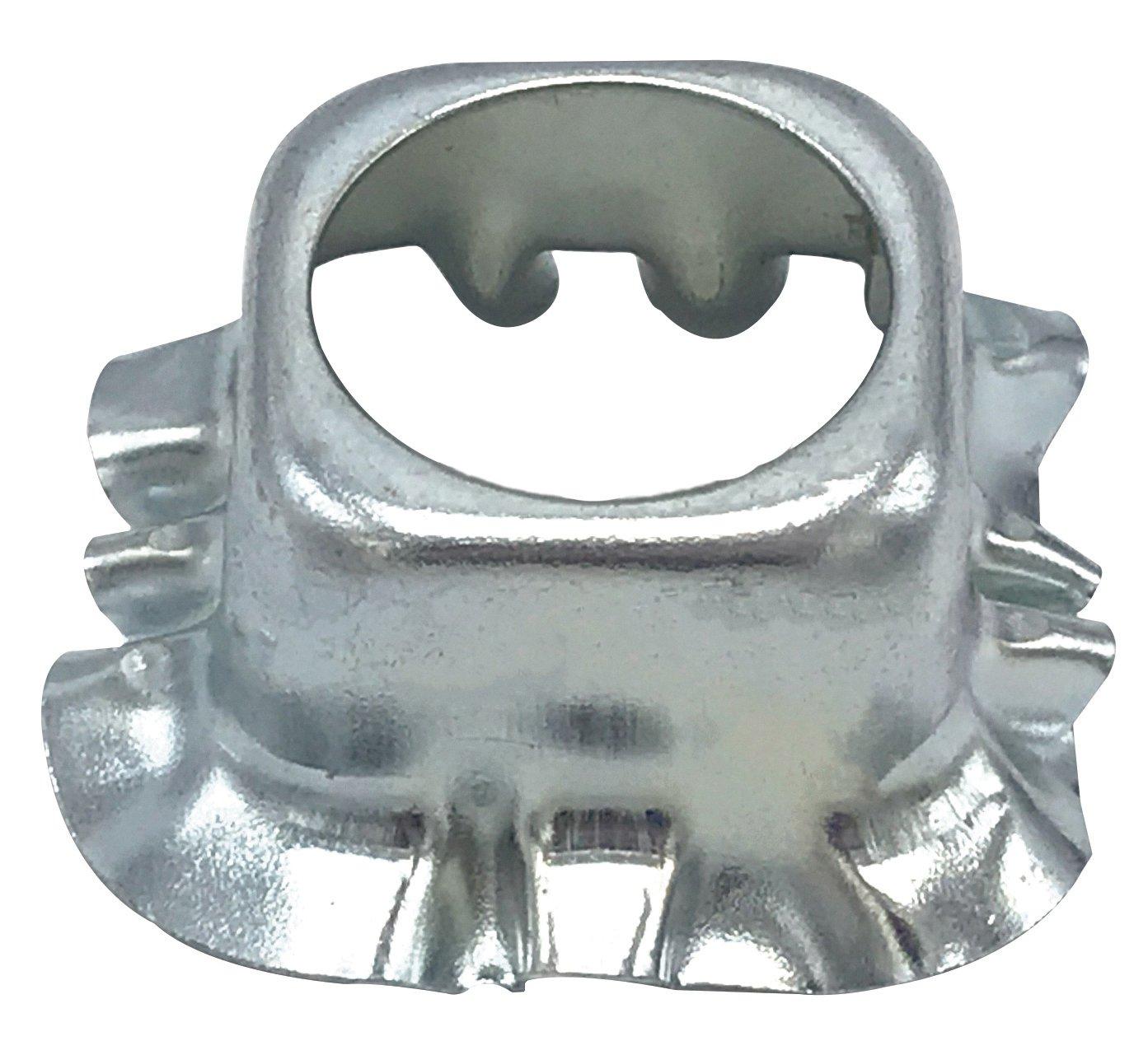 Walrich 1646004 Steel Deep Sink Basin Rosette