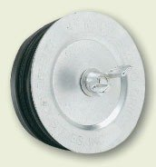 """Cherne Econ-O-Grip 271535 3"""" Stainless Steel Mechanical Pipe Plug"""