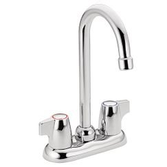 Moen 4903 Chateau Two Handle High Arc Bar Faucet