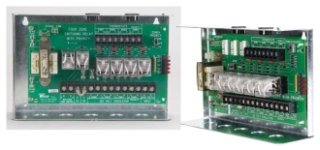 Taco SR501-4 1-Zone 120Vac 5Amp Dpdt Compact Switching Relay