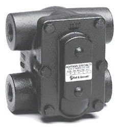 """Hoffman 404210 1"""" Npt Cast Iron Float And Thermostatic Steam Trap"""