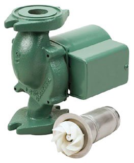 """Taco 007-F5 3/4"""" To 1-1/2"""" Flangedxflanged 23Gpm 1/25Hp 115V 3250Rpm Cast Iron Cartridge Style Single Stage Circulator Pump"""