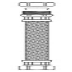 """Brasscraft Speedi B1-20KC F 3/8"""" X 20"""" Pvc/Brass Faucet Water Supply Connector"""
