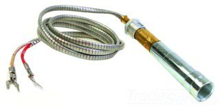 "Honeywell Q313A1139/U 750Mv 35"" Thermopile Generator"