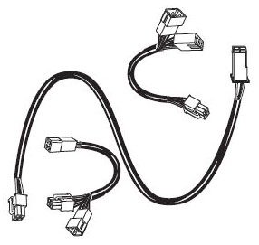 McDonnell Miller Guarddog 144681 24Vac Boiler Low Water Cut-Off Replacement Cable
