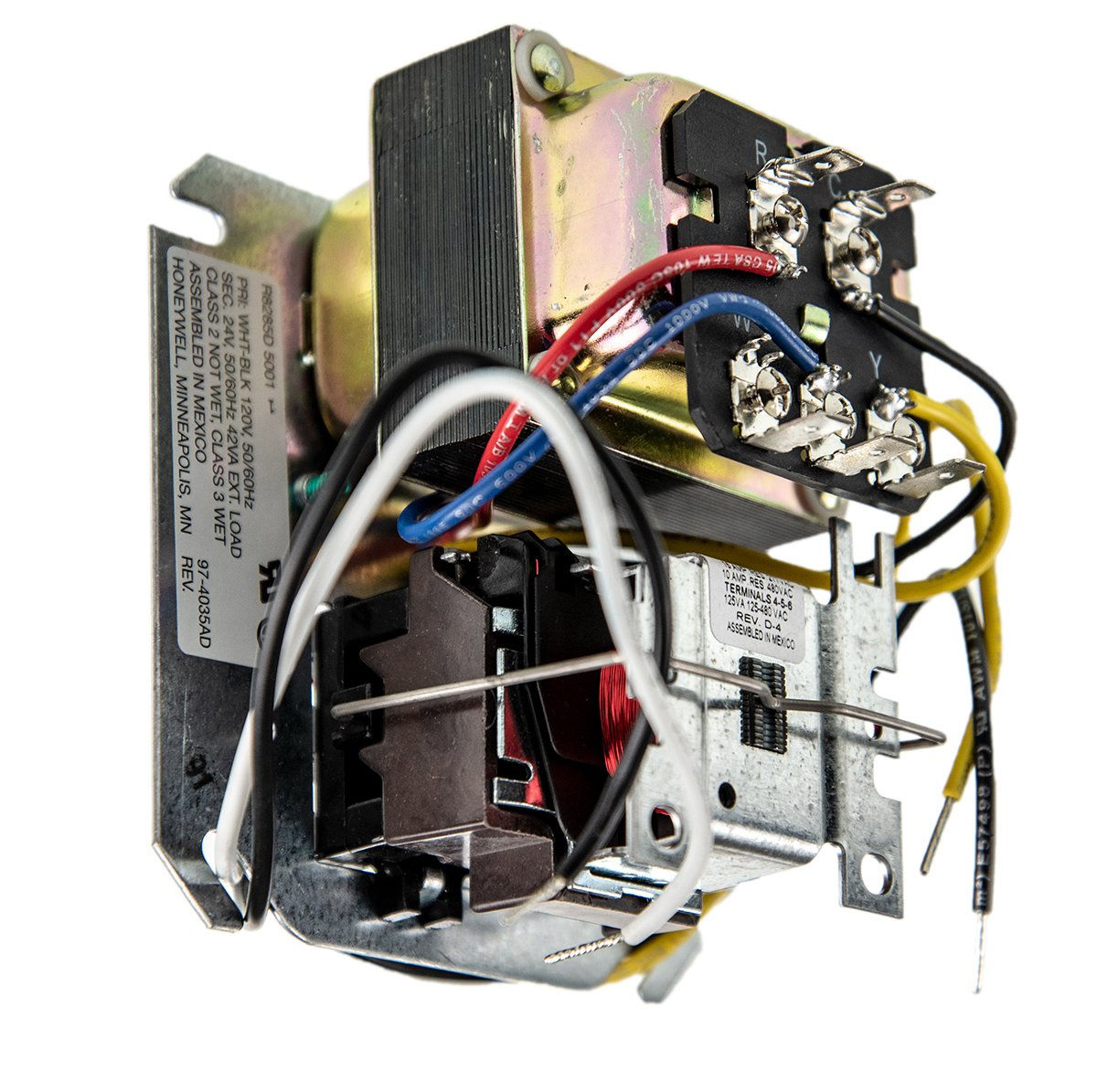 Weil-McLain 510-312-167 Boiler Transformer Relay