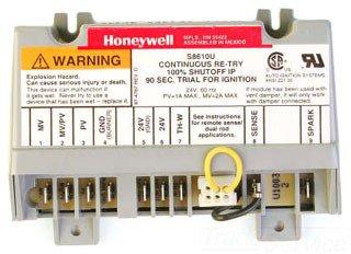 Honeywell S8610U3009/U Natural Or Lp Universal Intermittent Pilot Ignition Module