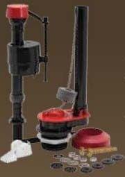Fluidmaster PRO45K Adjustable Toilet Fill Valve Kit
