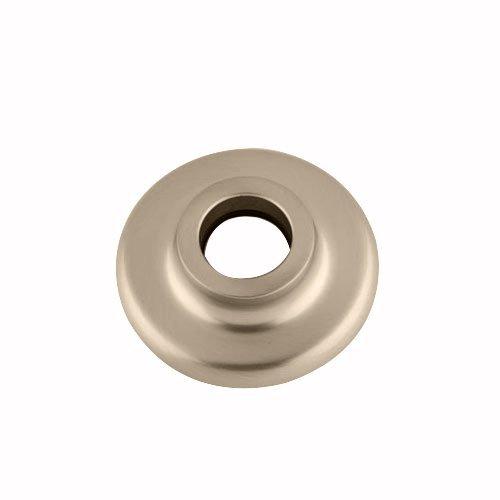 "Jaclo 6010-PN 2-1/2"" Polished Nickel Brass Multi-Fit Round Shower Escutcheon"
