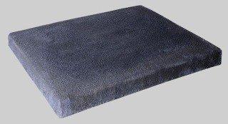 "Diversitech Ultralite UC2424-3 24"" X 2"" Concrete Lightweight Equipment Pad"