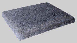 "Diversitech Ultralite UC3232-3 32"" X 2"" Concrete Lightweight Equipment Pad"