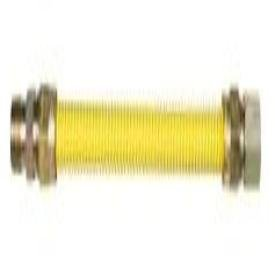 """Safetyshield 240455 1/2"""" X 12"""" Mptxmpt Stainless Steel Flexible Gas Connector"""