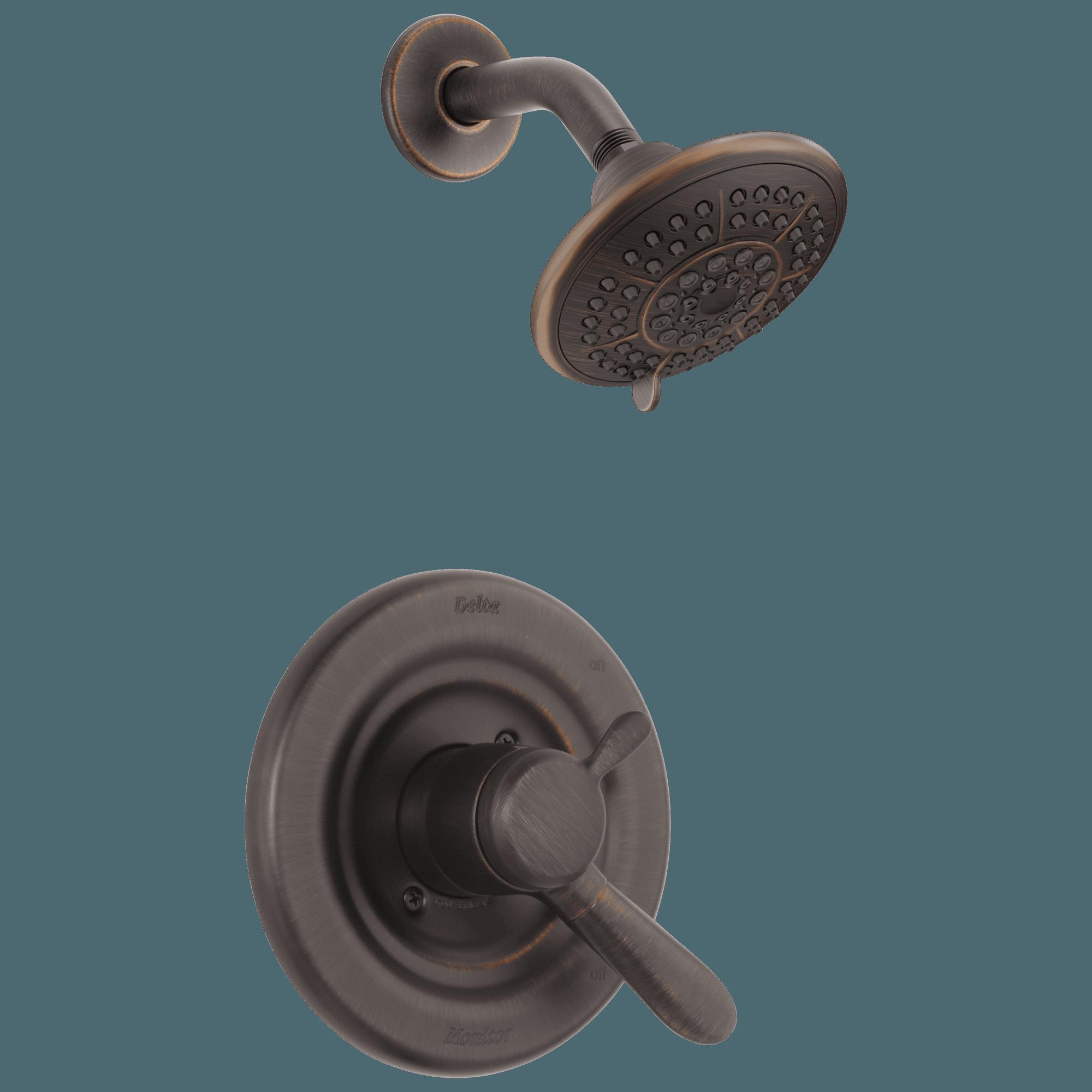 Delta T17238-RB Lahara Monitor 17 Series Shower Trim in Venetian Bronze