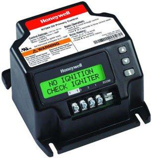 "Honeywell Enviracom R7284U1004/U 4-5/32"" X 4-11/32"" 2-1/2"" Boiler Universal Digital Oil Primary Control"