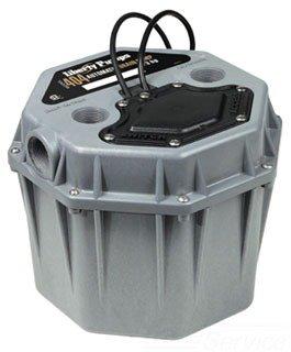 "Liberty 404 1-1/2"" X Fptxfpt 1/3Hp 115V 3450Rpm 35Gpm 20' Head Compact Short Profile Drain Pump"