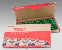 "Competitive Novent 86663 1/4"" Npt Green R22 Locking Refrigerant Cap"