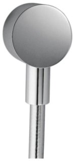 Axor 27451001 Starck Hand Shower Supply Elbow Wall Mounted