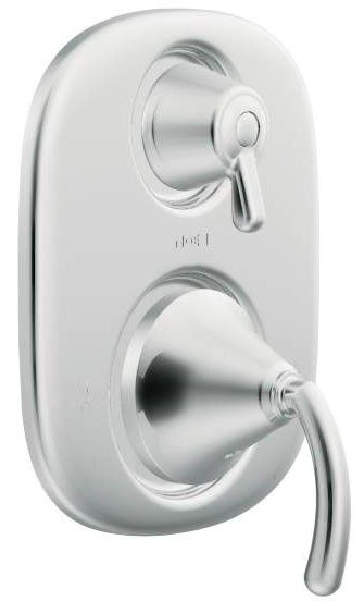 Moen TS4112 Icon Moentrol with Transfer Valve Trim in Chrome