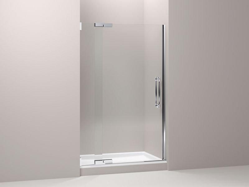 Kohler K-705752-L-NA Glass Panel For 48  And 60  3/8  Doors