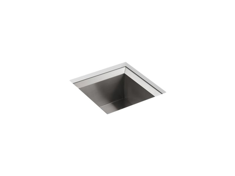 Kohler K-3391-NA Poise Under-Mount Single Bowl Bar Sink