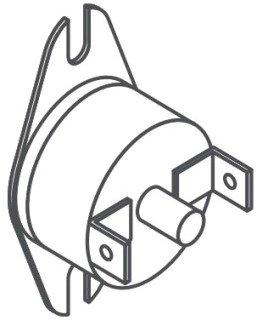 Williamson 510-300-014WT Boiler Spill Switch