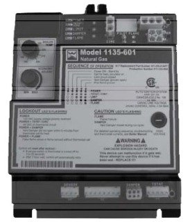 Williamson 381-330-016WT Integrated Lp Gas Boiler Control Module