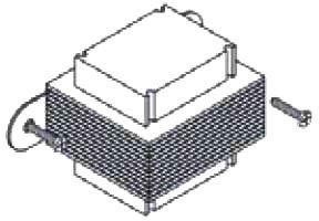 Williamson 511-842-370WT Boiler Control Transformer