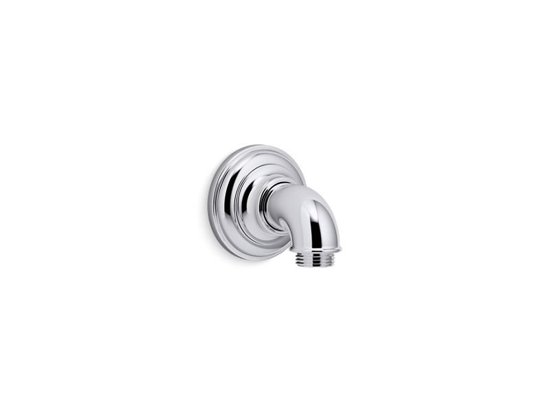 Kohler K-72796-CP Artifacts Wall-Mount Supply Elbow in Polished Chrome
