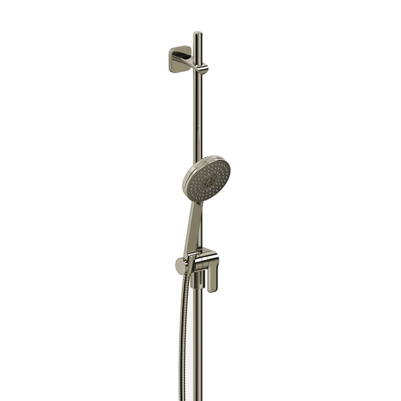Riobel 7007PN  Salome Wall Mount Handshower with Slide Bar