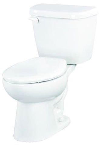 "Gerber 28-990 17-1/2"" X 8-3/8"" 13-1/8"" White Vitreous China Toilet Tank"