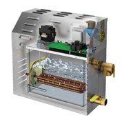 Mr. Steam  MS400EB1 eSeries 9KW Steam Bath Generator at 208V;Mr. Steam  MS400EC1 eSeries 9KW Steam Bath Generator at 240V