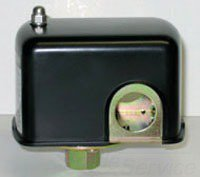 """Ay Mcdonald 3129-458 1/4"""" Fpt 30 To 50Psi Adjustable Pressure Switch"""