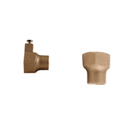 "Ay Mcdonald 4116-147 1"" Copper Flare Tube Fitting Nut"