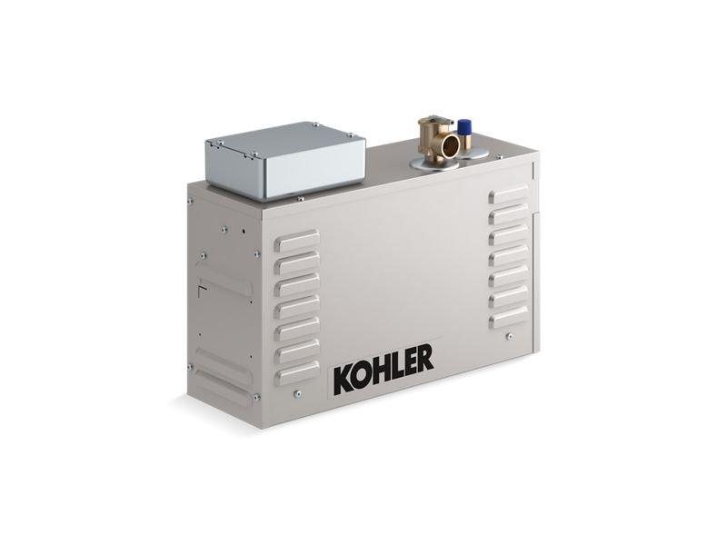 Kohler K-5529-NA Invigoration Series 9kw Steam Generator