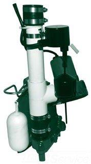 Zoeller 507 12Vdc 15' Head Sump Pump System