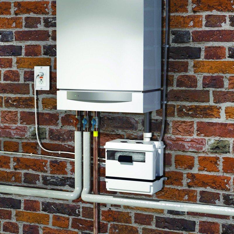 Saniflo Condensate Pump with built-in Neutralizer