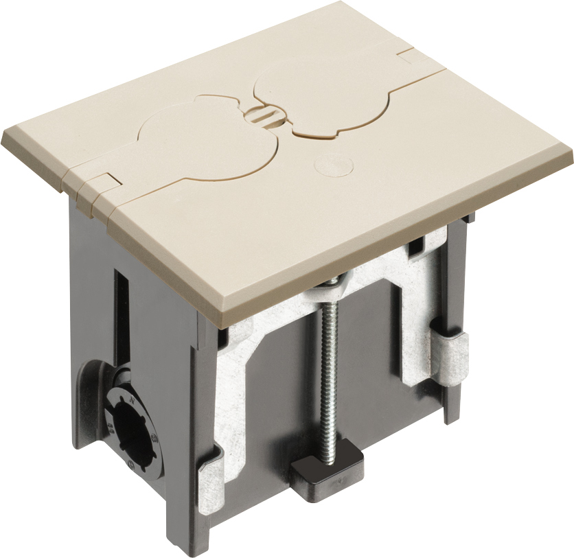 Electrical Boxes Amp Covers Floor Service Outlet Boxes Floor