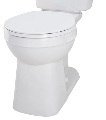 1 6 Gpf Gerber Plumbing Gmx2899097 Maxwell Siphon Jet Toilet Tank With Right Lever White 12 Rough